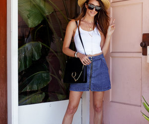 babes, fashion, and blogger image