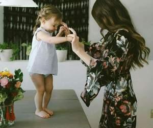 family, baby, and اطفال image