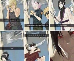 naruto, anime, and funny image