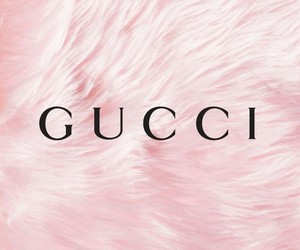 brand, fur, and gucci image