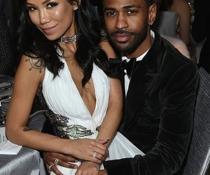 couple, big sean, and cute image