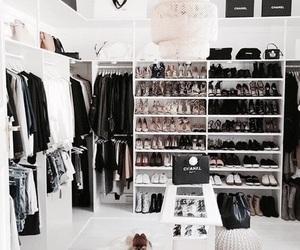 closet, inspiration, and chanel image