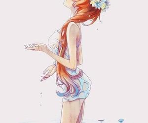 anime girl, anime, and manga image
