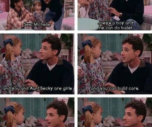 full house, boys, and quotes image