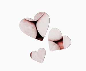 edit, heart, and peach image