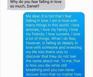 deep and love image