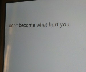 hurt and quotes image