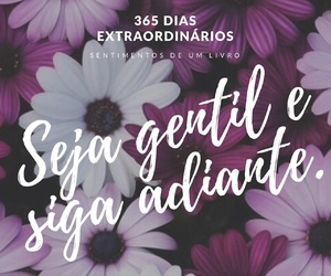 flores, livros, and quotes image