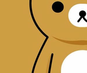 wallpaper, background, and rilakkuma image