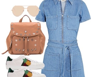 fashion, Polyvore, and relax image