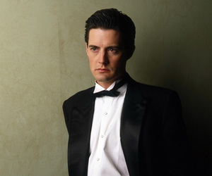 agent cooper, Kyle MacLachlan, and Twin Peaks image