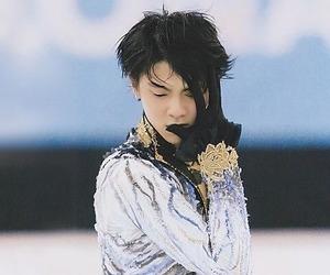 beautiful, yuzuru, and boy image