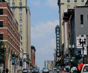 city, southern, and knoxville image