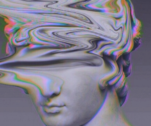 statue, grunge, and tumblr image