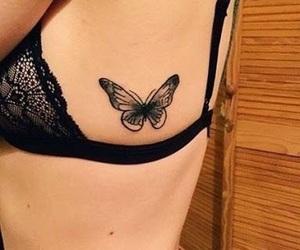 moda, tattos, and tatuagem image