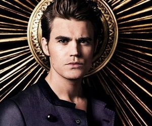 the vampire diaries, tvd, and paul wesley image