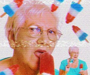 80s, 90s, and grandma image