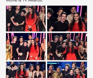 cast, mtv, and mtv awards image