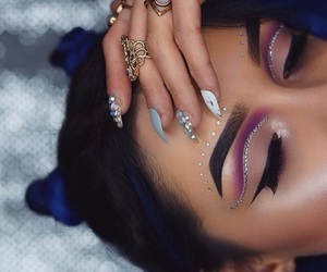 gorgeous and makeup image