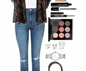 bonito, outfit, and casual image