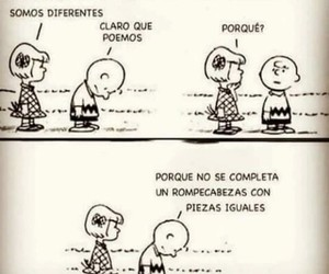 love, puzzle, and frases image