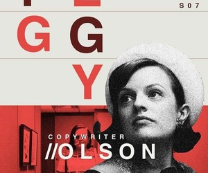 actress, amc, and peggy olson image