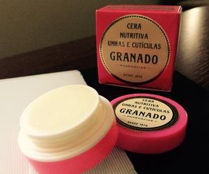 cera, unhas, and granado image