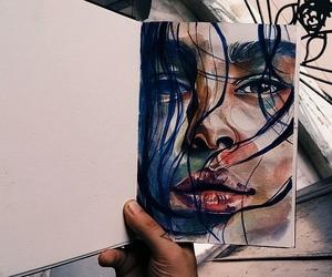 art, arte, and shivam sehgal art image