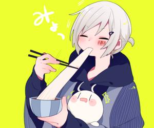 歌い手, まふまふ, and utaite image