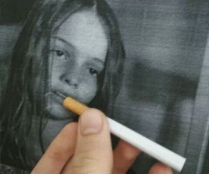 90s, cigarette, and funny image