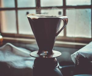 care, coffee, and coffee maker image