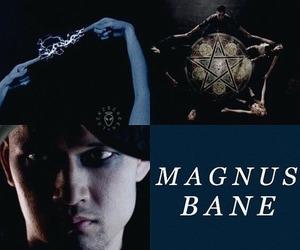 shadowhunters and magnus bane image