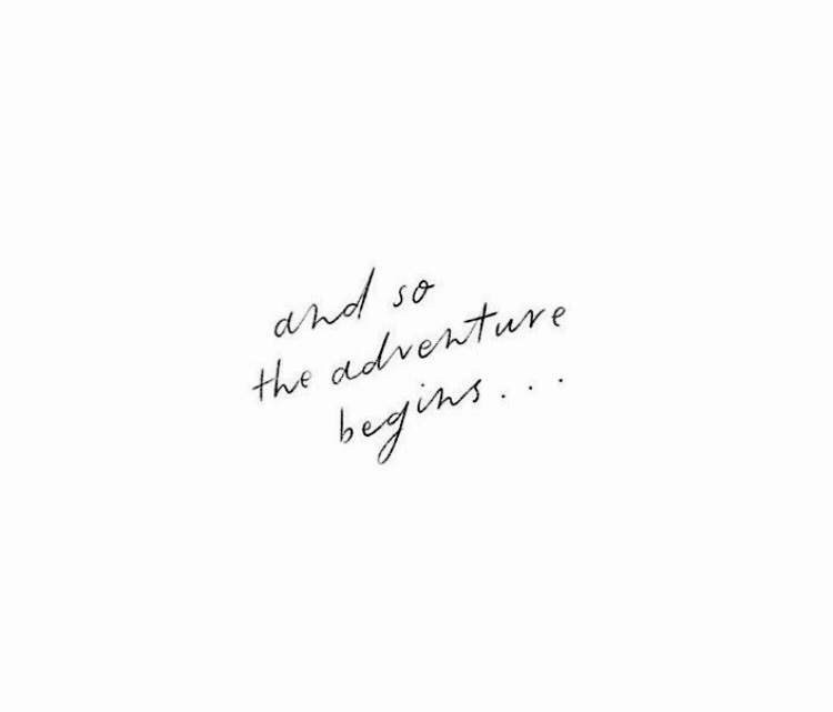 quotes, words, and adventure image
