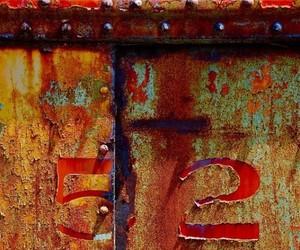 numbers, vintage, and number 52 image
