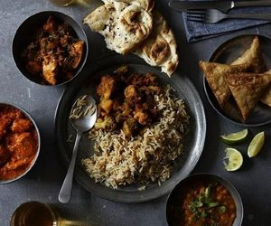 asian, food, and indian image