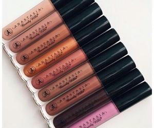 lipstick, abh, and makeup image