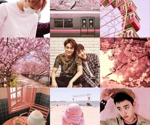 exo and fanmade kaisoo image