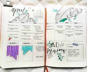 bj, bujo, and bullet journal image