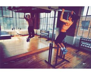 girl, gym, and sport image
