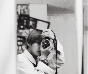 art, camera, and handsome image