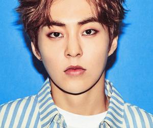 exo, exo xiumin, and focus image