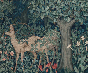 1890s, tapestry, and william morris image