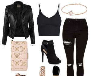 bad girl, badass, and black image