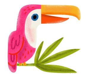 art, bird, and happy image