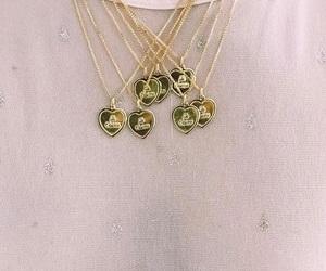 fashion, whitetop, and gold image