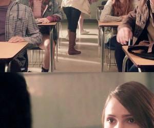banshee, high school, and werewolf image