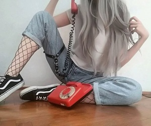 aesthetic, grunge, and vintage image