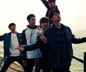 boyband, kpop, and knk image