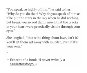 couple, feelings, and heartbreak image