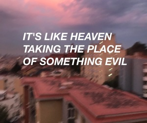 clouds, evil, and grunge image